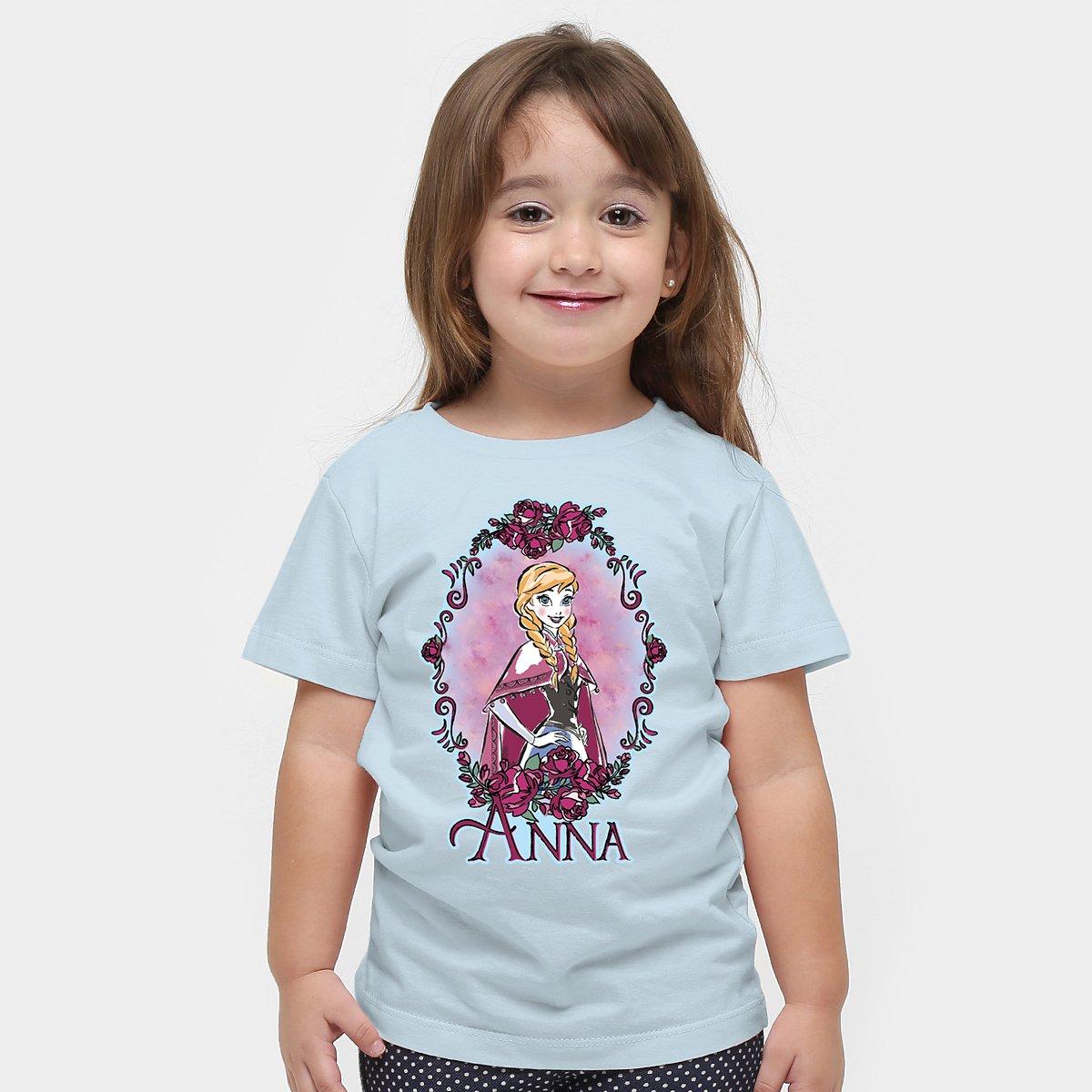 Camiseta Frozen Anna Azul Azul Azul Anna Anna Frozen Camiseta Frozen Camiseta 0P8xqwqH