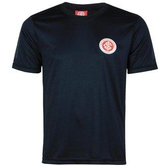 Camiseta Futebol Masculina Internacional Torcedor Manga Curta