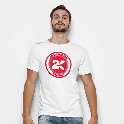 Ready2kill? Faça parte da torcida mais animada do circuito com a Camiseta Game Cotton II Kill! Feito sob medida para os...