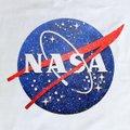 Camiseta Gola V Geek Cool Tees Nasa Vintage Feminina