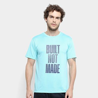 Camiseta Gonew Built Not Made Masculina