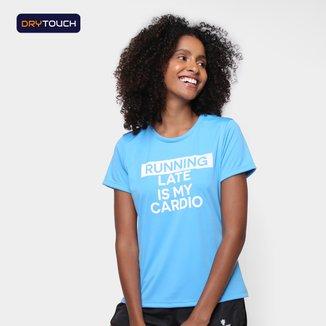 Camiseta Gonew Cardio Feminina