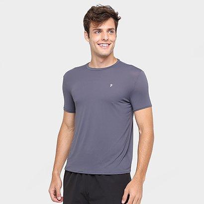 Camiseta Gonew Crepe Porus Poliamida Masculina