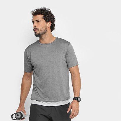 Camiseta Gonew Detalhe Barra Masculina