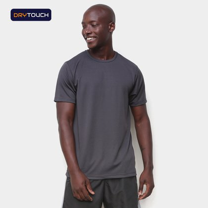 Camiseta Gonew Dry Touch Básica Fast Masculina