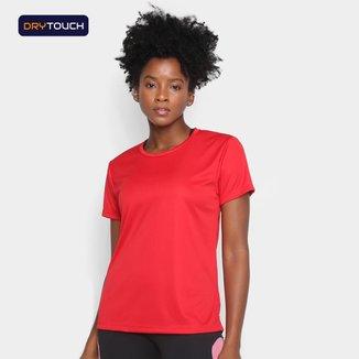 Camiseta Gonew Dry Touch Básica Workout Feminina