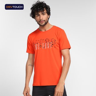 Camiseta Gonew Dry Touch Be Strong Masculina