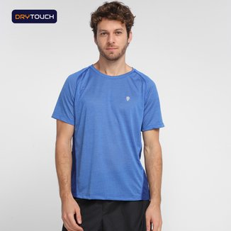 Camiseta Gonew Dry Touch Detail Masculina