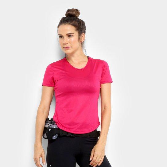Camiseta Gonew Dry Touch Fast Feminina - Pink