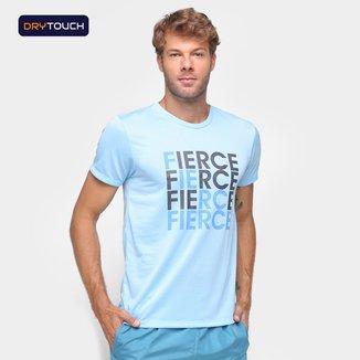 Camiseta Gonew Dry Touch Fierce Masculina