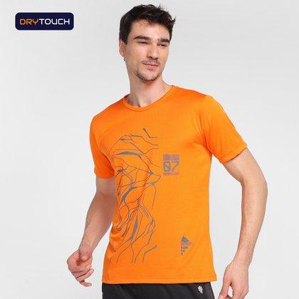 Camiseta Gonew Dry Touch Generation Masculina