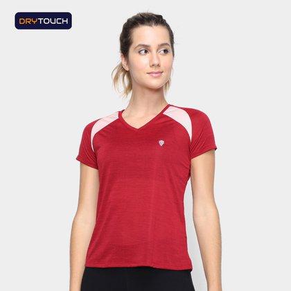 Camiseta Gonew Dry Touch Mountains Feminina