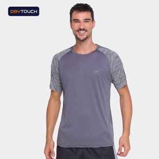 Camiseta Gonew Dry Touch Move Masculina