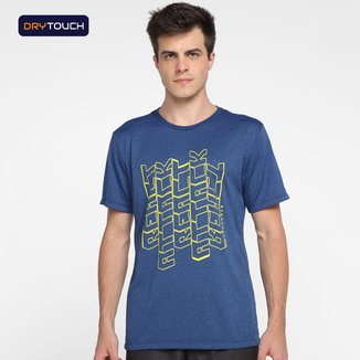 Camiseta Gonew Dry Touch React Masculina