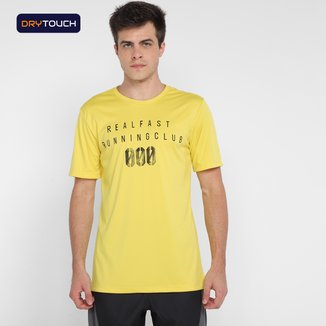 Camiseta Gonew Dry Touch Real Fast Masculina