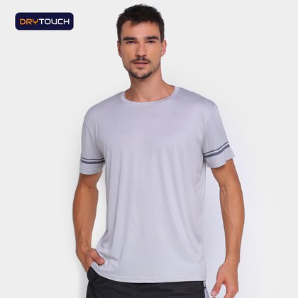 Camiseta Gonew Dry Touch Sealled Masculina