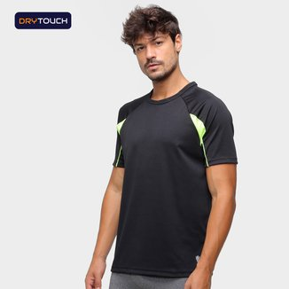 Camiseta Gonew Dry Touch Stay Run Masculina