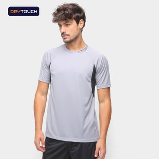 Camiseta Gonew Dry Touch Time Fresh Masculina