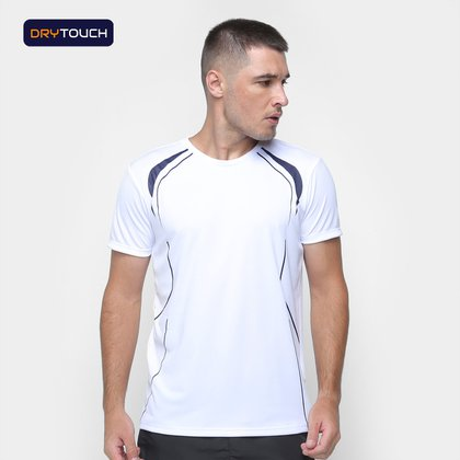 Camiseta Gonew Dry Touch Time Masculino
