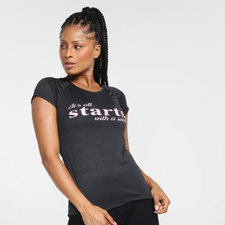 Camiseta Gonew Dry TouchStarts Feminina