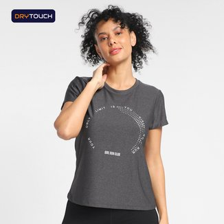 Camiseta Gonew Lines Feminina