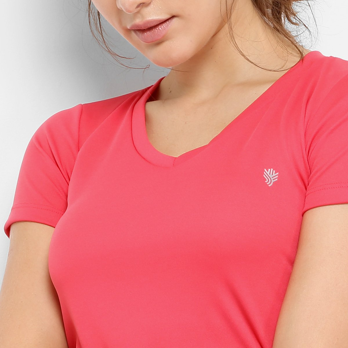 Lola GONEW Feminina Basic Camiseta Pink Pink Basic Camiseta Lola Feminina GONEW Camiseta GONEW Lola Aqv17aw