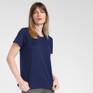 Camiseta Gonew Melange Workout Feminina