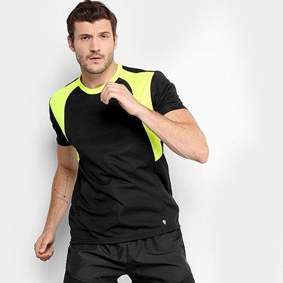 Camiseta Gonew Recorte Frente Masculina