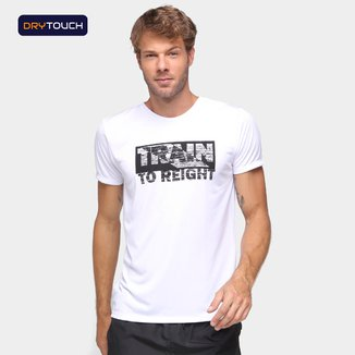 Camiseta Gonew Train To Reight Masculina
