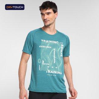 Camiseta Gonew Training Séries Masculina