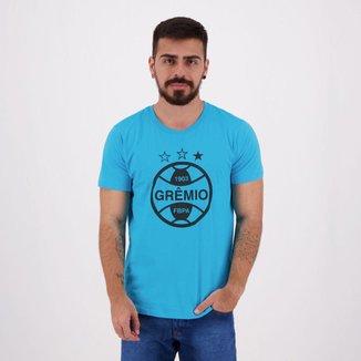 Camiseta Grêmio Escudo Masculina