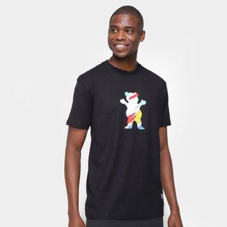 Camiseta Grizzly All That Og Bear Masculina
