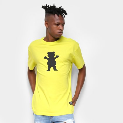 Camiseta Grizzly Bear Masculina