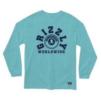Camiseta Grizzly Homecoming Long Sleeve Tee