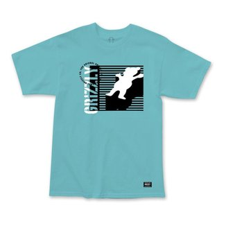 CAMISETA GRIZZLY LINED UP TEE