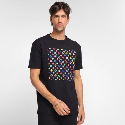 Camiseta Grizzly Luxury Masculina