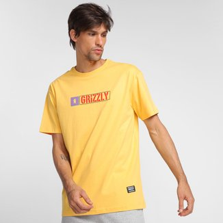 Camiseta Grizzly North American Masculina