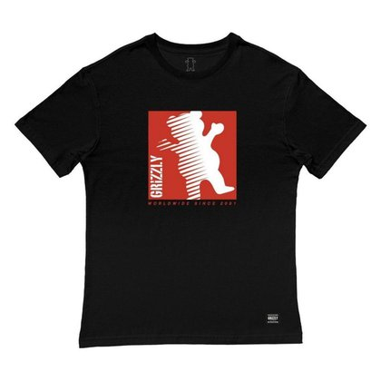 Camiseta Grizzly On The Grind SS Masculina