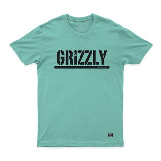 CAMISETA GRIZZLY STAMPED