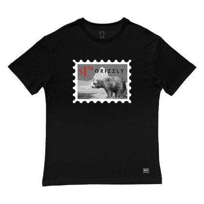 Camiseta Grizzly You Got Mail Ss Tee