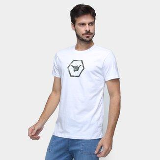 Camiseta Hang Loose Camo Masculina