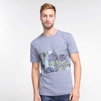 Camiseta Hang Loose Ecocut Masculina