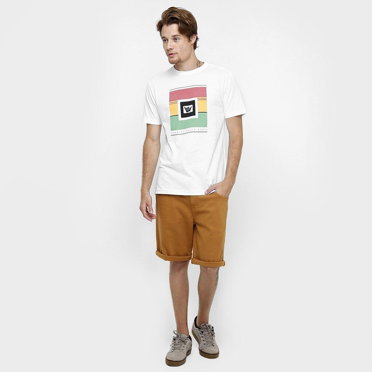 Camiseta Hang Loose Jamaica - Compre Agora  ec0d138116961