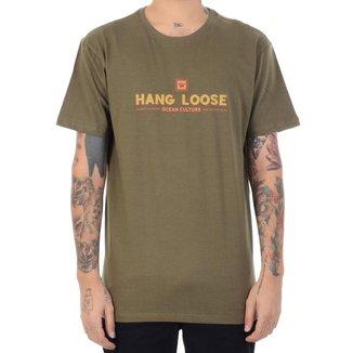 Camiseta Hang Loose Let It Go Masculina