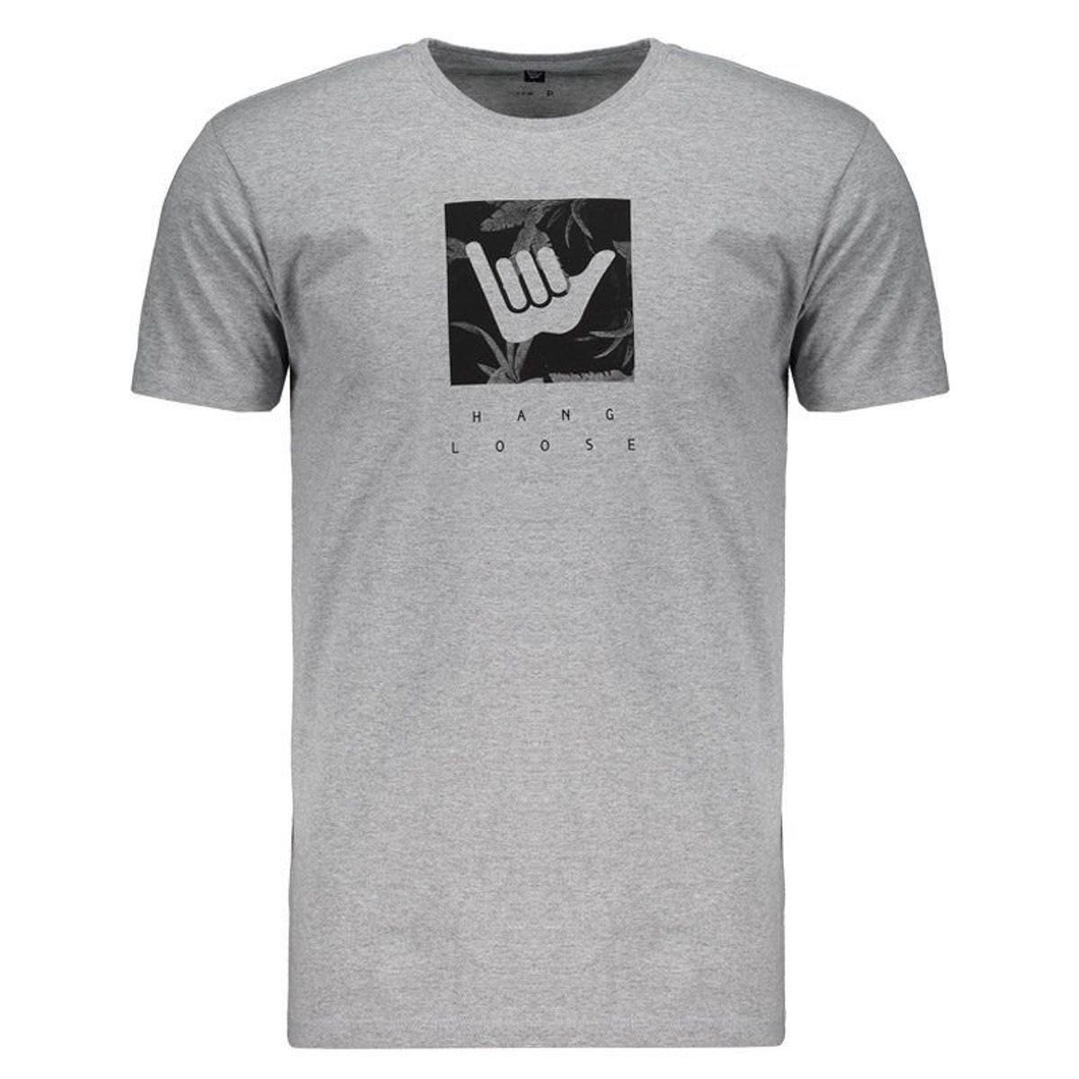 Camiseta Hang Loose Silk Logoleaves Masculina - Compre Agora  92d9c7e7e1c8e