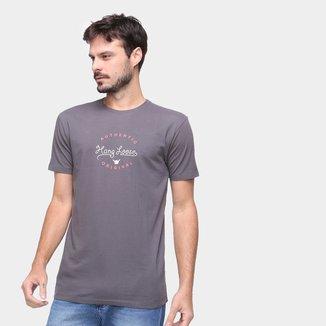 Camiseta Hang Loose Silk Patch Masculina
