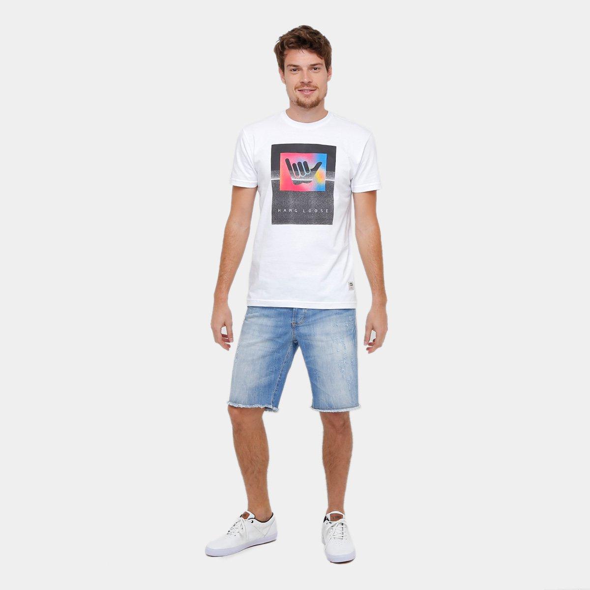 Camiseta Hang Loose Silk Shakabow Masculina - Compre Agora  526d73119b4cf