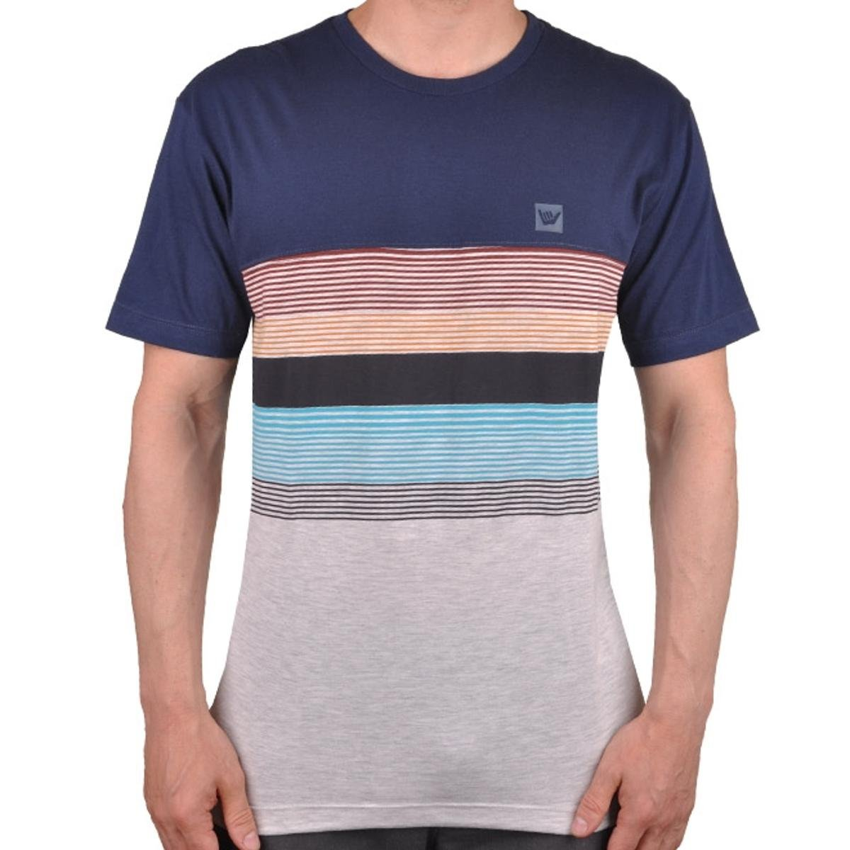 Camiseta Hang Loose Sunset Masculina - Compre Agora  4ddd21b64ce64