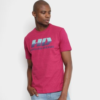 Camiseta HD Estampada Gradient Masculina