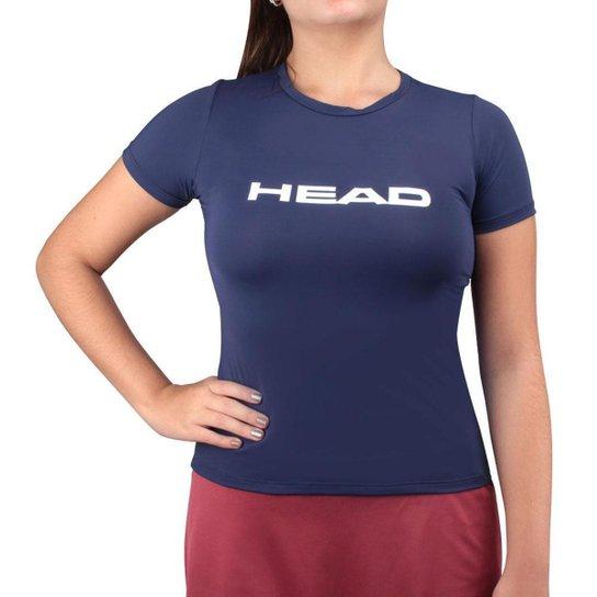 Camiseta Head HE720010 Marinho - Azul